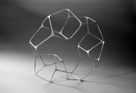 Dodecahedron by Richard Sweeney | Art Installations, Sculpture, Contemporary Art | Scoop.it