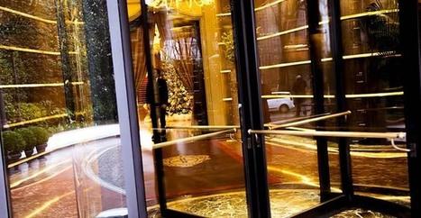 Le Wi-Fi de grands hôtels pose des risques de sécurité   Mobil'IT le journal   Scoop.it