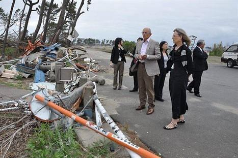 De retour de Sendai, des Rennais témoignent | ouest-france.fr | Japon : séisme, tsunami & conséquences | Scoop.it
