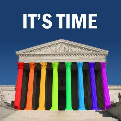 Hey, SCOTUS, it's time. | Coffee Party Equality | Scoop.it