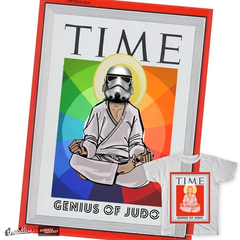 Genius of judo by Artorius | #Design | Scoop.it
