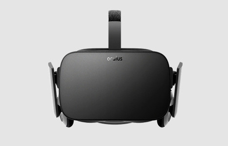Oculus Rift Costs $599, announced by FB day 1 of CES | Doctors 2.0 & You | Scoop.it
