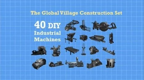 Global Village Construction Set: Open Source Design for a Modern, Off-Grid Community | Exploring Our Environment, Nature & Life | Scoop.it