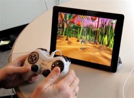 iPad Gaming Controller is Real | Technology and Gadgets | Scoop.it