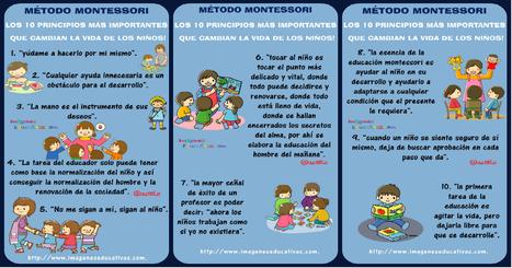 Los 10 principios más importantes que cambian la vida de los niños según Maria Montessori -Orientacion Andujar | Necesidades educativas especiales | Scoop.it