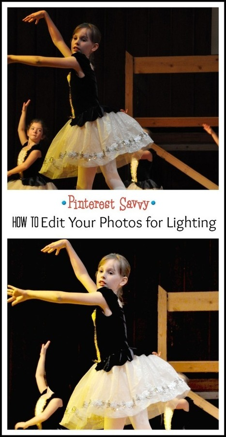 PHOTOS - Edit Your Photos for Lighting with PicMonkey | Pinterest for Business | Scoop.it