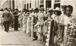 History of the Hawaiian Lei | ❧hawaiibuzz ❧ | Scoop.it