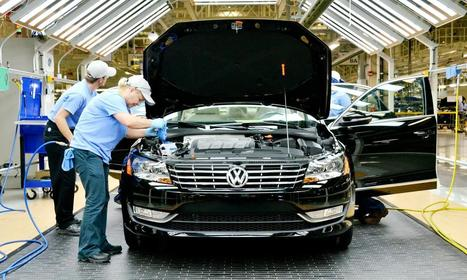 VW's plant in Tenn. becomes epicenter of challenge to 'micro-unions' | PSLabor:  Your Union Free Advantage | Scoop.it