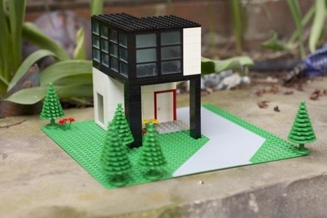 LEGO® Modern Home Design Competition | lili box likes | Scoop.it