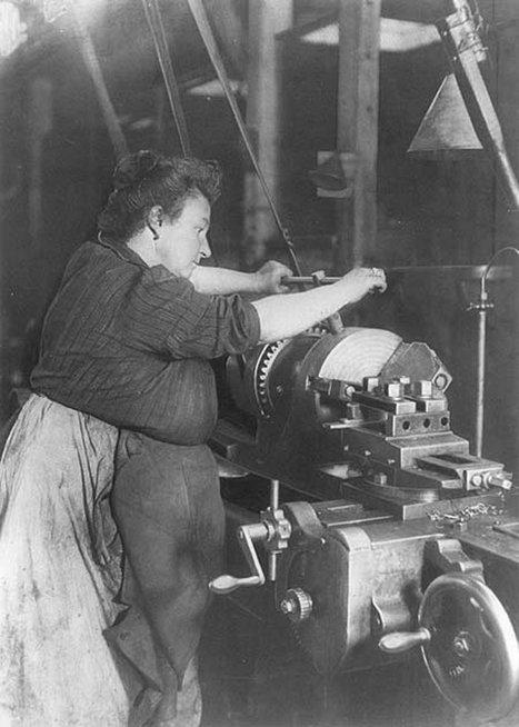 L'IMPACT DE LA GUERRE SUR LA FEMME | Première guerre mondiale et travail des femmes | Scoop.it