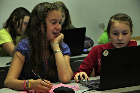 LUMA.fi: EU:n koodiviikolla kaikki voivat kokeilla ohjelmointia | Tablet opetuksessa | Scoop.it