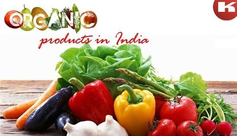 The growth and scope for organic products in India | FIND NEW TARGETED CLIENTS | Scoop.it