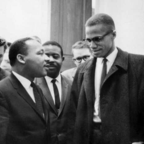 What Would Have Happened If MLK And Malcolm X Had Debated? | K-12 Web Resources - History & Social Studies | Scoop.it