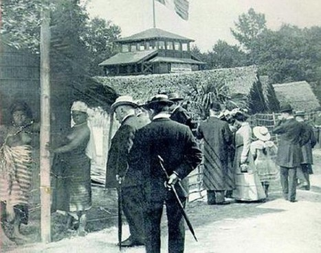 Deep Racism: The Forgotten History Of Human Zoos | Social trauma and social restoration | Scoop.it