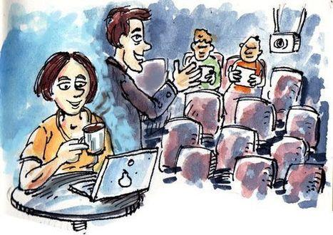 Ma vie formidable de prof 2.0 : médiatiser, organiser des sorties, évaluer | La révolution numérique - Digital Revolution | Scoop.it