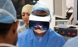 Cutting-edge theatre: world's first virtual reality operation goes live | The future of medicine and health | Scoop.it