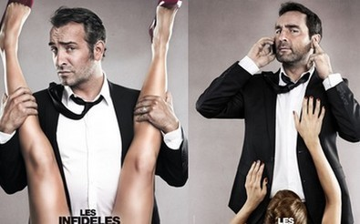 """Info RTL : les affiches du film """"Les Infidèles"""" censurées   L'humour dans la communication   Scoop.it"""