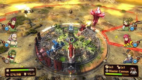 Aegis of Earth: Protonovus Assault PC Full   Descargas Juegos y Peliculas   Scoop.it