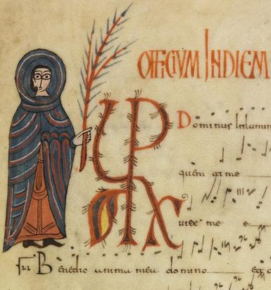 Codex of the month (I): León, Archivo de la Catedral, ms. 8 Antiphonarium mozarabicum   Medieval Manuscripts   Medieval Palaeography   Scoop.it