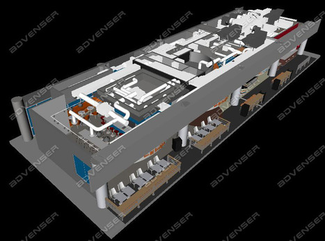 MEP 3D Modeling, 3D industrial, residential modeling services   Cool stuffs   Scoop.it
