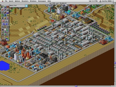 What Computer Games Taught Me About Urban Planning | Managing Technology and Talent for Learning & Innovation | Scoop.it