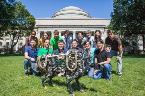Bound for robotic glory | Culture, Bodies & Technology | Scoop.it