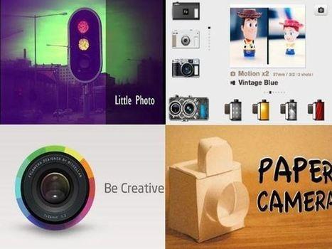 venyvetv: Top 10: Las mejores apps de fotografía para Android | iPhonegrafía | Scoop.it