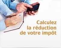 Calcul Impôts 2014 : simuler une défiscalisation loi Girardin Industriel | Thibaud Assier de Pompignan - Ecofip | Scoop.it