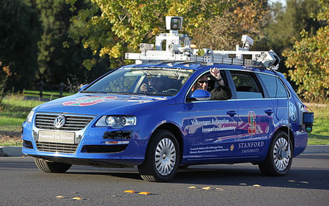 Driverless Cars of the Future Are Here Now [INFOGRAPHIC] | Automobile Engineering | Scoop.it