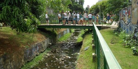 Planeta no Parque: evento revela 3.000 km de rios escondidos sob as ruas de SP - Brasil Post | arkhitekton | Scoop.it