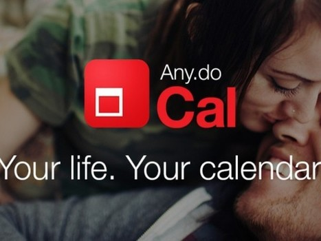 Cal y Any.Do una clara destacada aplicación de calendario y tareas para iOS | iPad para Profesionales | Scoop.it
