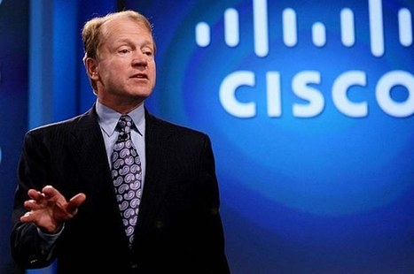 Cisco CEO predicts that mobile data prices will 'come down rapidly' | Teachers Web Helpers | Scoop.it