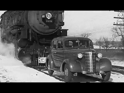"Car Frames: ""Head On"" 1938 Chevrolet Box Girder Engineering - YouTube 