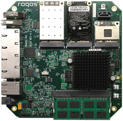 Roqos Core AC Router Runs Debian on Intel Atom Bay Trail-I Processor for $19… Plus Monthly Subscriptions | Embedded Systems News | Scoop.it