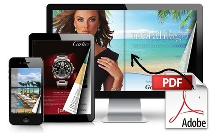 Create Interactive Magazines with Rich Media Via flipb Page Turning Software   Professional Page Flip Software   Scoop.it