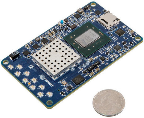 PicoZed SDR (Software Defined Radio) System-on-Module Supports 70 MHz to 6.0 GHz Frequency Bands | Embedded Systems News | Scoop.it