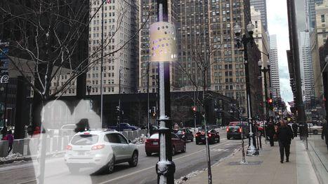 Big Brother? Chicago to measure pedestrians' movements | big data | Scoop.it