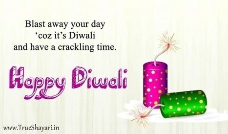 Diwali Status for WhatsApp, FB Quotes, Few Lines About Deepavali | Wishes Quotes | Scoop.it