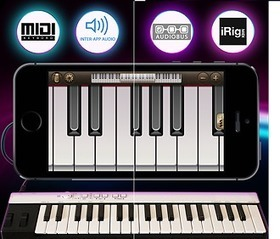 Apprendre le piano avec un appareil mobile | Courants technos | Scoop.it