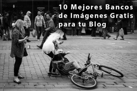 Bancos de Imágenes Gratis para tu Blog | Tecnología e inclusión. | Scoop.it