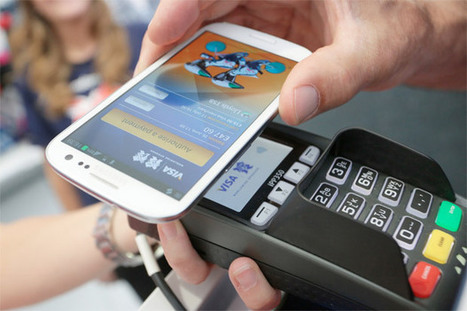 Visa and Samsung ink worldwide NFC deal, practically guarantees payWave on your Galaxy S IV | Mobile Technology | Scoop.it