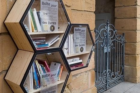 Les Boîtes à Livres : la lecture accessible à tous en libre-service   Efficycle   Scoop.it