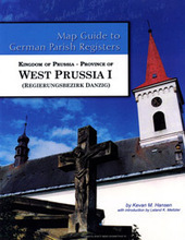 Map Guide to German Parish Registers – Vol. 44 – West Prussia I ...   Ancestry   Scoop.it