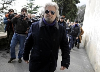 P2P Foundation » Blog Archive » Essay of the day: Wu-Ming on Beppe Grillo and the 5-Star Movement | Peer2Politics | Scoop.it
