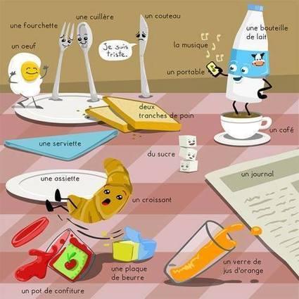 A table ! | teach | Scoop.it