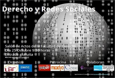 Jornada Derecho y Redes Sociales en Sevilla, con Francisco Pérez Bes | AERCO - PSM | Marketing de Restaurantes #SocialMedia | Scoop.it