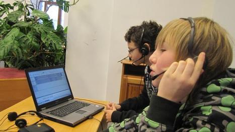 Atelier de sonorisation d'une Bande Dessinée | Gazette du numérique | Scoop.it