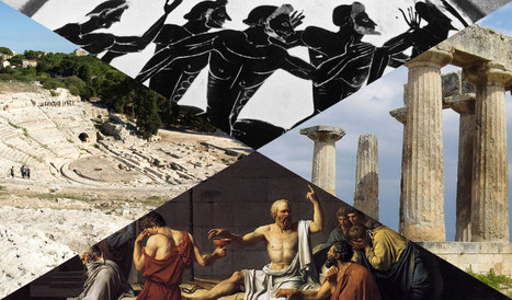 What Ancient Greece gave us from democracy to pizza - Swide | Ancient Crimes and Mysteries | Scoop.it
