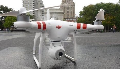 Snoopy drone sniffs public's data | It Comes Undone-Think About It | Scoop.it