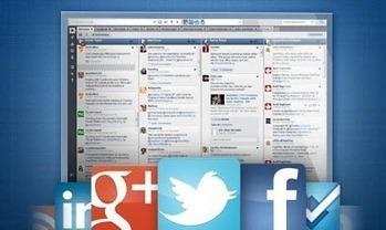 5 mejores aplicaciones para gestionar / administrar redes sociales [Gratis] | Woratek - Tecnología que te ayuda | Web 2.0, TIC & Contenidos Educativos | Scoop.it